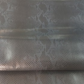 SNAKE EMBOSSED LEATHER 2398