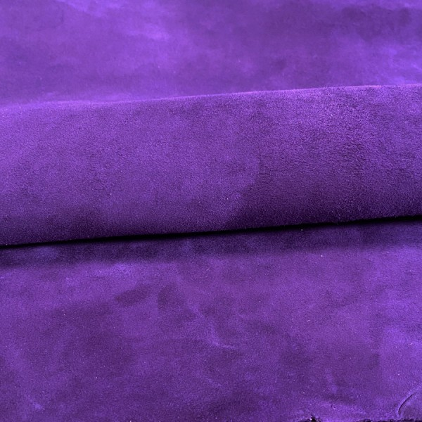 PURPLE GOATSUEDE 2886