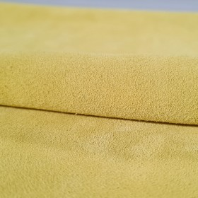 YELLOW COWSUEDE 3081