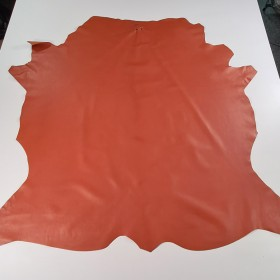 BROWN LEATHER HIDE 3373