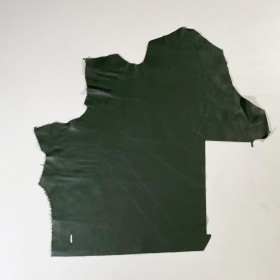 GREEN ANILINE LEATHER  3517