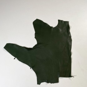 GREEN ANILINE LEATHER  3518