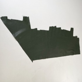GREEN ANILINE LEATHER  3519