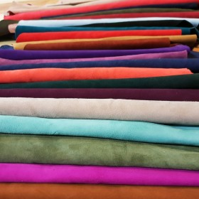 COWSUEDE PIECES COLOURS 457
